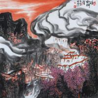 灵·美丨以诗的语言解读画的妙境