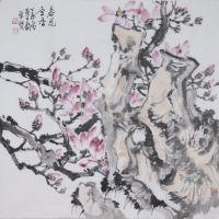 泰丰艺术商城体验展丨五月·花树·芬芳——我国当代名家赵华双先生线上体验展